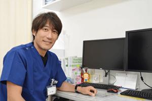 りゅうゆう会クリニック院長・菅豊明医師